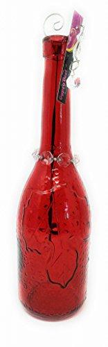 GysyBeat Ruby Reveries Bottle Incense Holder Burner (GBIB-SN)