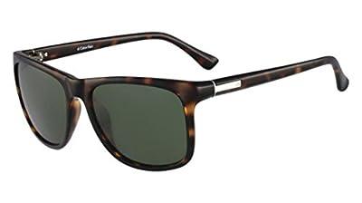 Calvin Klein Platinum CK3160S-004 Havana CK3160S Sunglasses