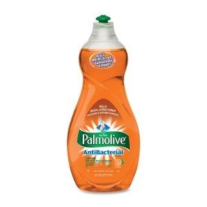 Palmolive Ultra Antibacterial Orange Dish Liquid, 25-Ounce (Pack of - Antibacterial Palmolive Colgate Ultra