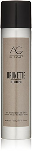 AG Hair Dry Shampoo Brunette Style Refresher And Root Touch-Up 4.2 Fl Oz