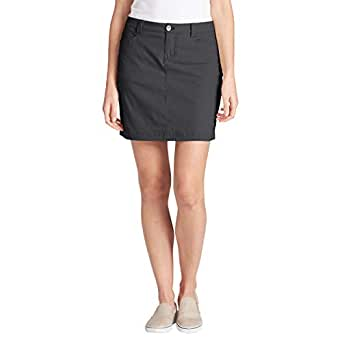 Eddie Bauer Women's Adventurer 2.0 Skort - Grey - 10