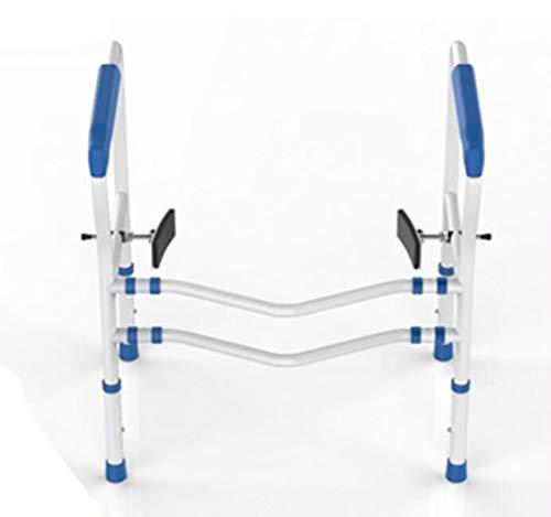Apoyabrazos del tocador del tamaño ajustable para el cuarto de baño artículos-soporte antideslizante seguro para el...