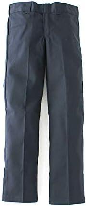 873 ワークパンツ パンツ チノパン メンズ スリム ストレート 股下 30 32 34 SLIM STRAIGHT WORK PANT カーキ ネイビー WP873 [並行輸入品]