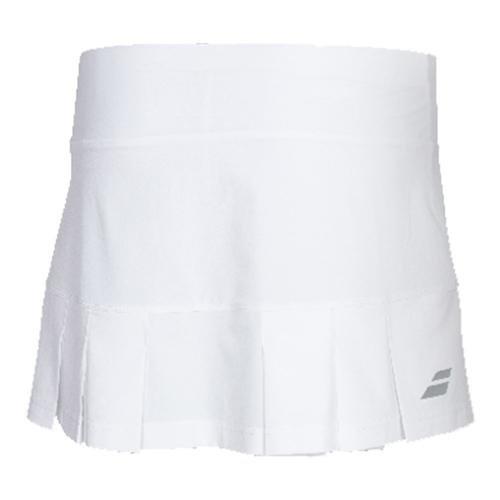 Babolat - Falda de rendimiento de Wimbledon, blanco: Amazon.es: Deportes y aire libre
