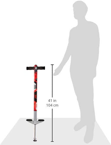 Pogo Stick for Kids - Aero Advantage - for Kids 5,6,7,8,9,10 Years Old & Up to 90lbs (36kgs) - Awesome Fun Quality Pogo Stick for Boys & Girls by means of ThinkGizmos