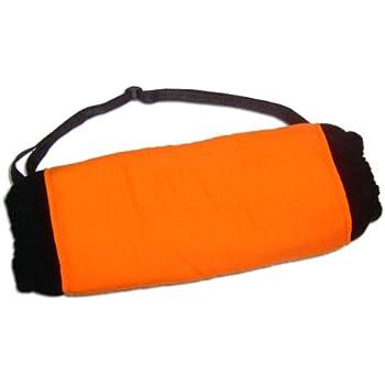 e546cde6717284 Grabber Warmers Cozy Hand Warming Muff with Inner Warmer Pocket: Free  Grabber 12+ Hour Mega Warmer (Blaze Orange)