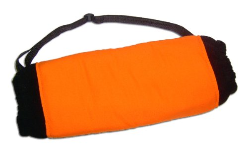 Grabber Warmers Cozy Hand Warming Muff with Inner Warmer Pocket: Free Grabber 12+ Hour Mega Warmer (Blaze Orange)