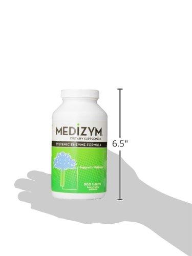Medizym Systemic Enzyme 800 Tablets by Medizym (Image #5)