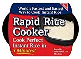Rapid Rice Cookers Review and Comparison