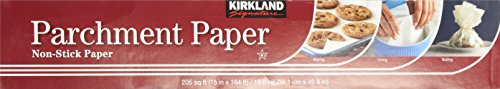 Make crescent roll appetizers using Kirkland Signature Non Stick Parchment Paper