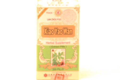 Xiao Yao Wan (200 pilules) - 16oz (pack de 3)