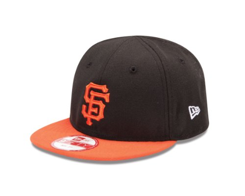 MLB San Francisco Giants Infant's 9Fifty Snapback Cap (San Fran Giants Cap)