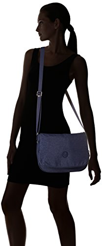 Kipling Spark Earthbeat M Cross Body Blue Women's Bag Night 00rq5Tw