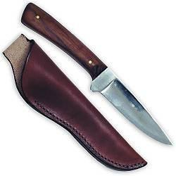 Rocky Mountain Drop Point Knife KIT Carbon steel, Outdoor Stuffs