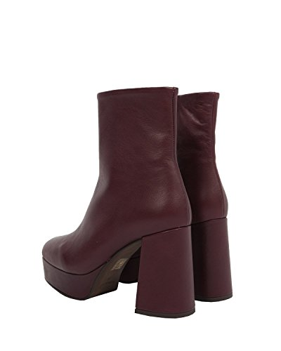 Crosswalk Zapatos Mujer granate