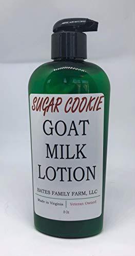 (Bates Family Farm Goat Milk Lotion (Sugar Cookie Fragrance))