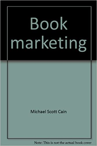 Book marketing: A guide to intelligent distribution