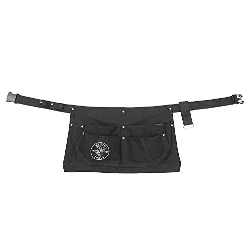 Tool Apron with Deep Pockets for Hand Tools, Size
