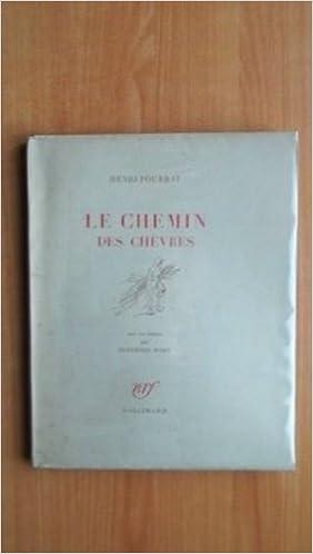 Livre LE CHEMIN DES CHEVRES pdf, epub