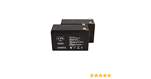 Rechargeable, high Rate 280E Replacement Battery Opti-UPS E280