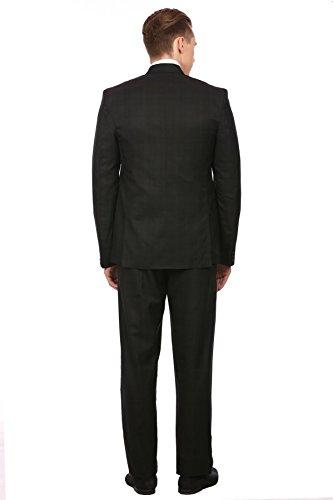 Wintage - Costume - Homme Noir Noir