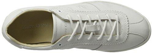 Marc O'Polo 70213903501102 Sneaker - Zapatillas Mujer Weiß (white)