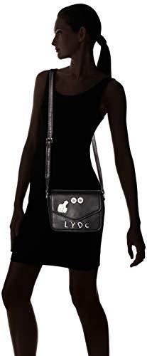 Noir T 7 5x16 Cm Sacs X H black Lydc Rachel 5x21 London Bandoulière Femme b FS06qwX