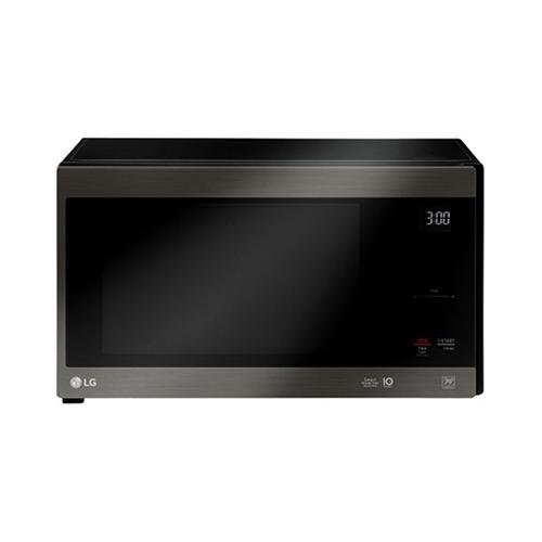 LG Black Stainless Steel Series 1.5 cu. ft. NeoChef™ Countertop Microwave with Smart Inverter and EasyClean by LG