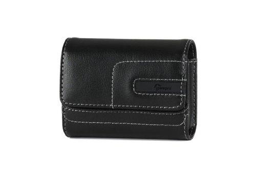 Lowepro Portofino 20 Leather Pouch for Camera - Black ()