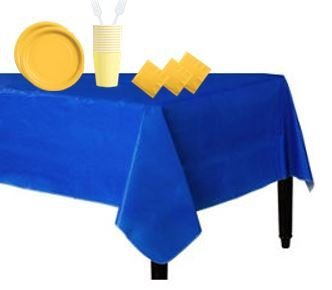 Customized Party Supplies - Serve Up To 60 Guests! Round ...