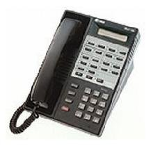 Avaya MLS 18D Telephone Black