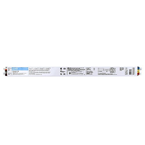 (Lutron H3DT554CU210 Hi-lume 3D Rapid Start Fluorescent Dimming Ballast)