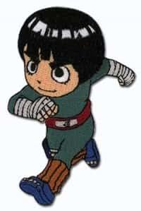 Naruto Rock Lee Running Patch GE-7163