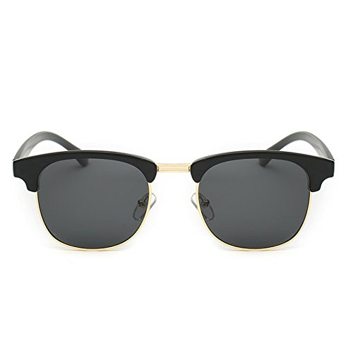 MSmask Unisex Glasses Polarized Sunglasses Women Men Elegant Big Sun Glasses - Ban Ray Sale Big
