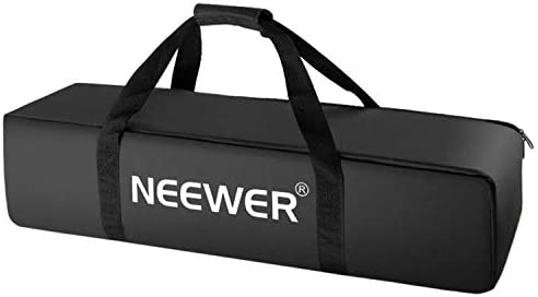 2 2 1 1 2 Carry Case Charger and Battery, Neewer 2 Pieces 176 LED Dimmable on Camera Light and Stand Kit for Photo Video Shooting,YouTube,Snapchat Includes: LED Light, 6 feet Light Stand,
