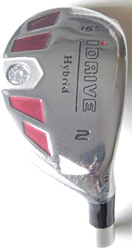 New Integra I-Drive Hybrid Golf Club 2-16 Right-Handed with Graphite Shaft, U Pick Flex