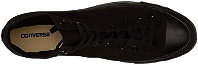 Converse Chuck Taylor All Star Hi Top BLACK(Size: 7 US Men's)