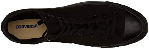 Core Noir Converse adulte Noir Ctas mode Hi mixte Mono Baskets ZxOC5wpqx