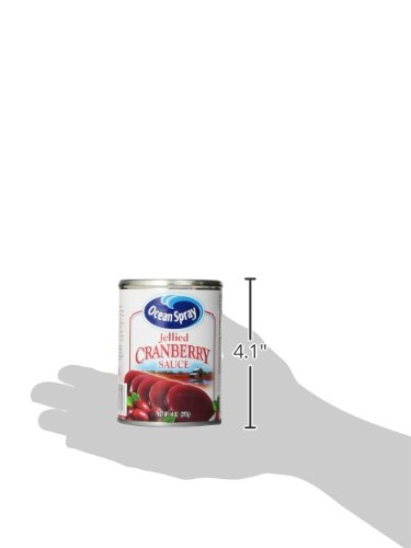 031200016058 - Ocean Spray Cranberry Sauce, Jellied, 14 Fl Oz carousel main 6