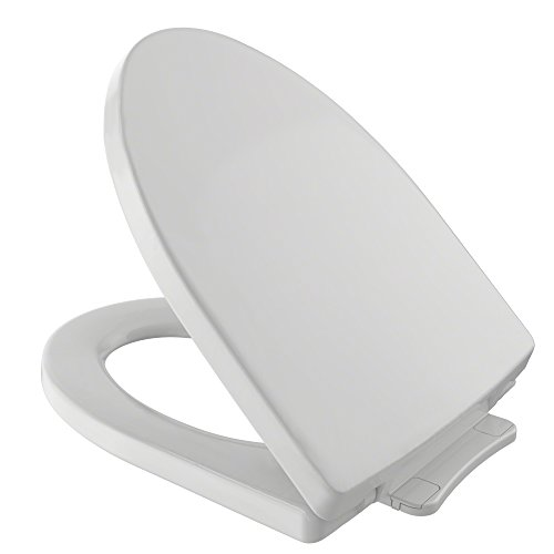 TOTO SS214#11 Soiree SoftClose Elongated Toilet Seat, Colonial White from Unknown