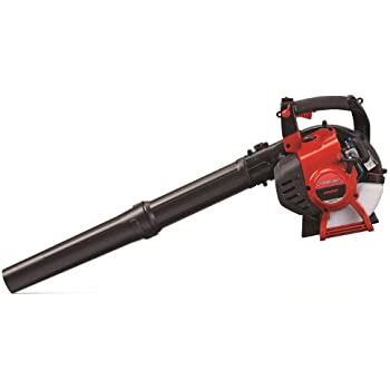 Troy-Bilt TB2BV EC 27cc 2-Cycle Gas Leaf Blower/Vac with JumpStart Technology and Vacuum Accessory