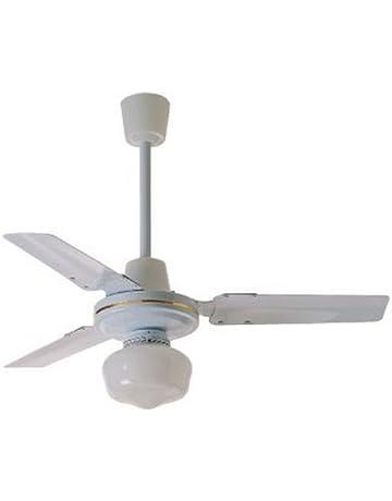 Ventilatori Da Soffitto Con Lampada Illuminazione Amazon It