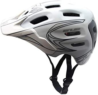 CDKET 調節可能なヘルメット、18の通気孔が付いているマルチスポーツ安全バイクのヘルメット (Color : グレー)
