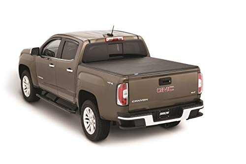 Tonno Pro Tonno Fold 42-114 TRI-FOLD Truck Bed Tonneau Cover 2015-2018 Chevrolet Colorado/GMC Canyon | Fits 5' Bed