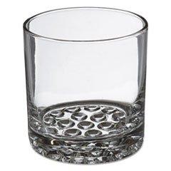 (6 Pack Value Bundle) LIB23386 Nob Hill Glass Tumblers, Old Fashioned, 10.25oz, 3 3/8