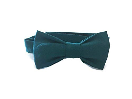 Teal Bow Tie for Baby Toddler Boy Teen Adult ()