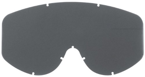 MSR Replacement Lens for Answer/MSR Youth Goggles - Smoke - Goggle Msr