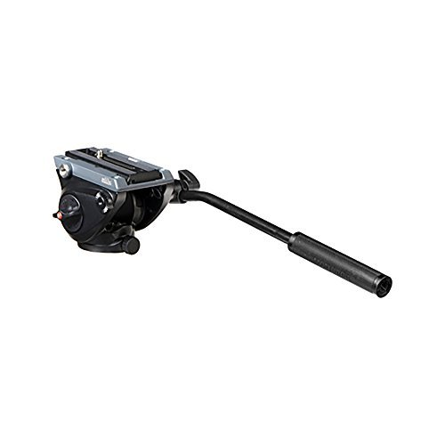 Manfrotto Lightweight Fluid Video System with Bag