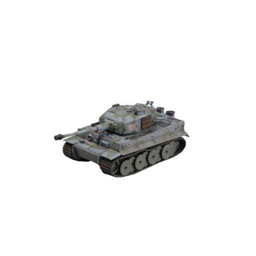 - Easy Model Tiger I (Middle) s.Pz/Abt. 101, Normandy 1943 Military Land Vehicle Model Building Kit
