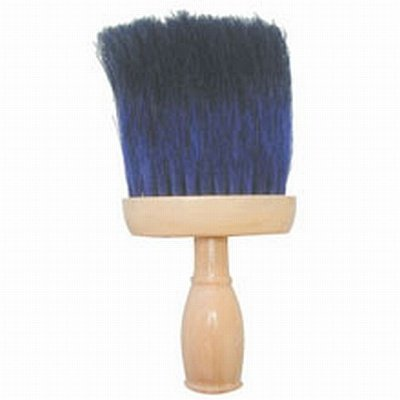 Scalpmaster Extra Thick Ox Hair Neck Duster, Assorted Colors (Pack of 2) ND17